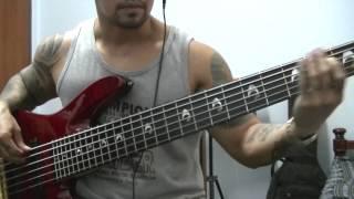 Georgy Porgy Live - TOTO ( Bass Guitar Cover )