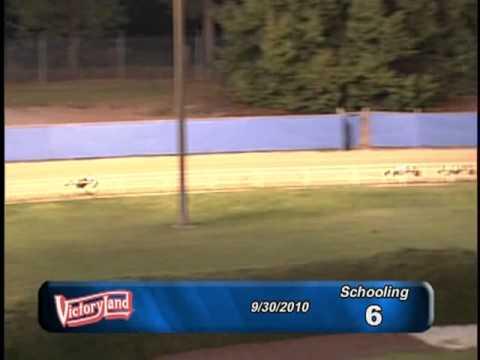 Victoryland 09/30/10 Schooling Race 6