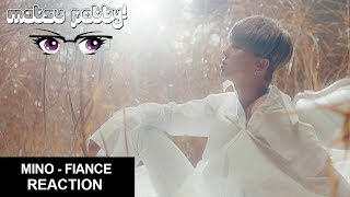 Mino Fiance - Reaction -  tv조선 정치 김정은 태극기 경제 시사