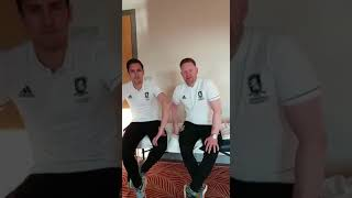 Stewart Downing & Chris Moseley (Middlesbrough FC) - Testimonial