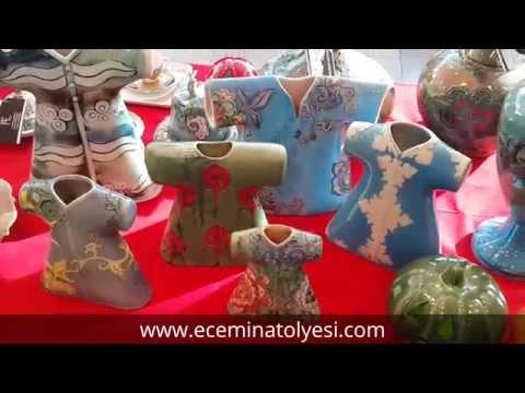 Ceramic Stand, Turkish Ceramic, China, cini, iznik, Handmade Exclusive,