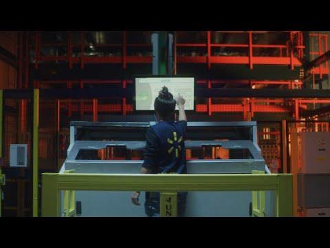 Walmart just announced a new technology called Alphabot