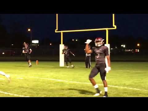 Normal West vs. Peoria High Aug. 26, 2017