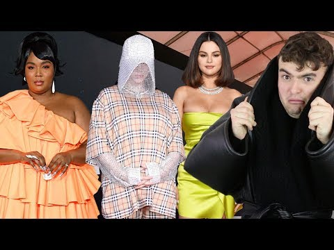 AMERICAN MUSIC AWARDS 2019 FASHION ROAST (this Title Isn't Even Clickbait, It Was Actually That Bad)