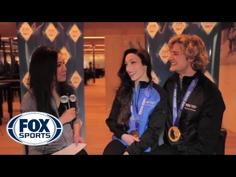 Meryl and Charlie discuss bringing home the gold