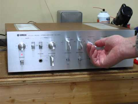 Yamaha CA-1000 Integrated Amplifier