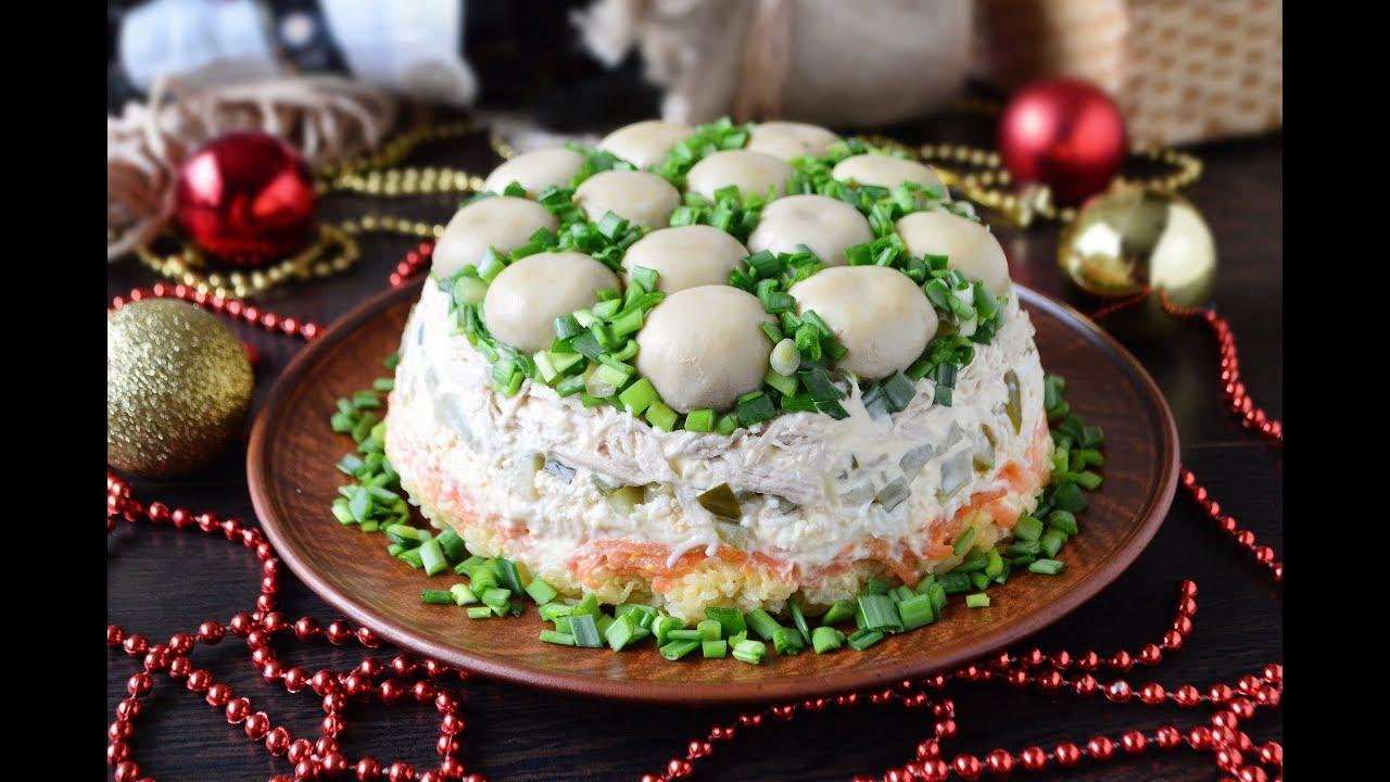 салат лесная полянка рецепт с фото пальто непривычно