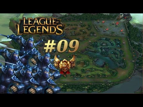 Shen - Top - Ranked | 09 | League of Legends |1080p Ger Let's Play