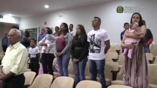 Colação de Grau - Escola Maria Ubaldina - 29/06/2016