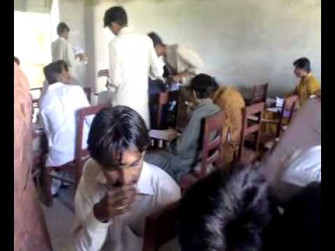 college examination - YouTube
