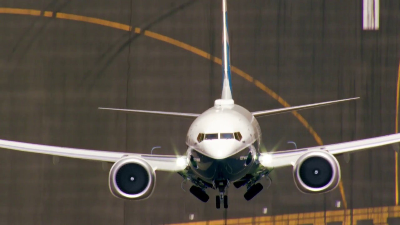 Boeing delivers its first 737 MAX