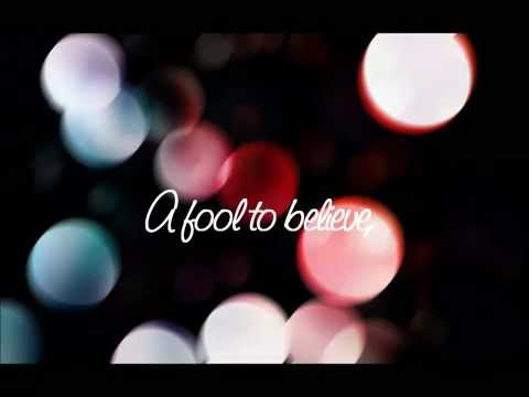 Black + Blue    Christina Perri Lyric Video