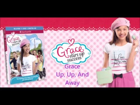 Grace- Up, Up, And Away 2015 Girl Of The Year