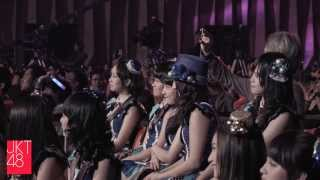 JKT48 at Yahoo! OMG! Awards 2013