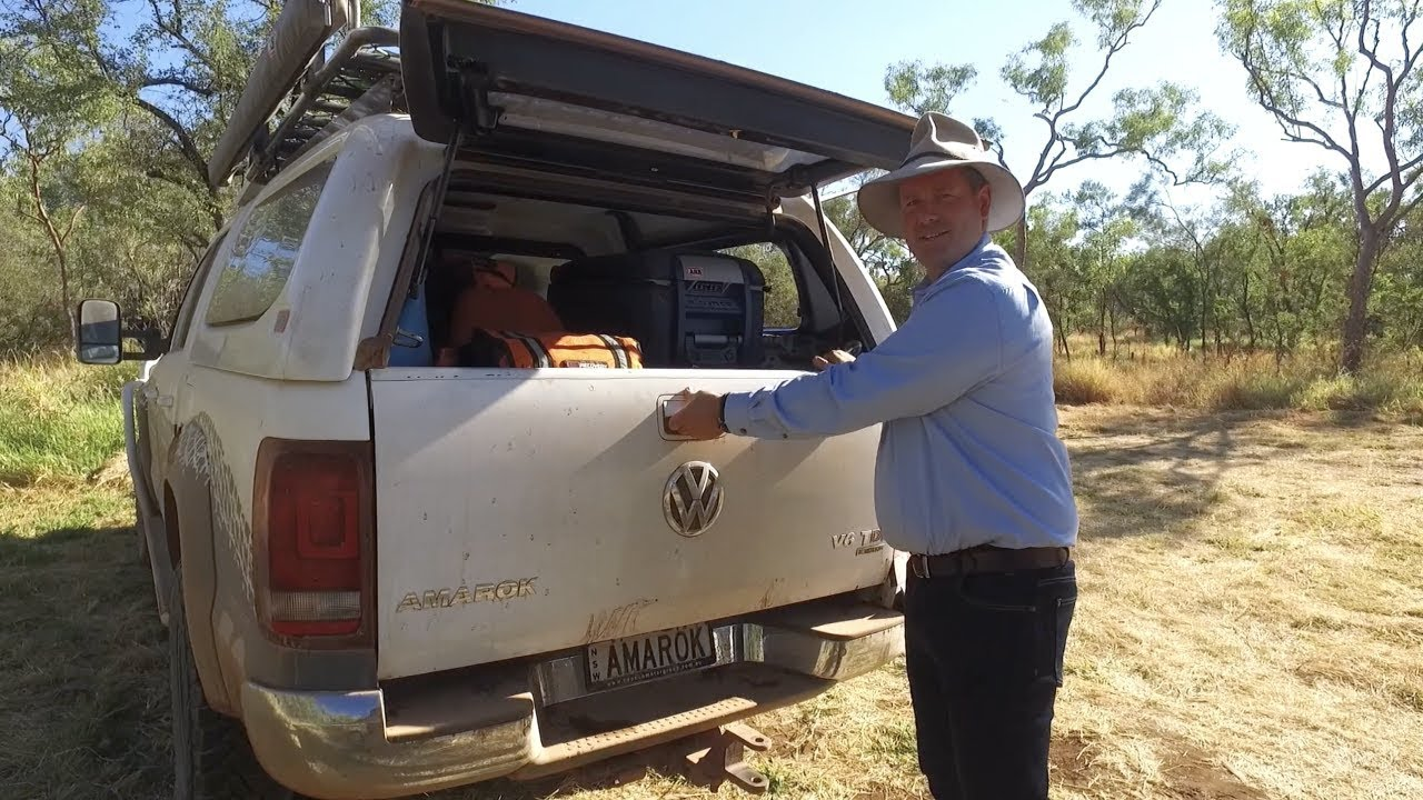 Getting the most out of your ute tray | ARB Canopies u0026 Storage & Getting the most out of your ute tray | ARB Canopies u0026 Storage - YouTube