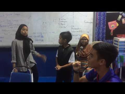 Rehersal Hari Anugerah Sekolah - Syafa Wany & Kumpulan Ha Kecik