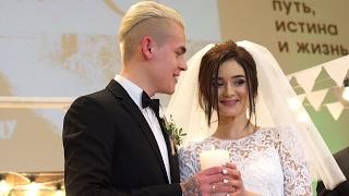 Венчание Евгения Чех и Анны Лаптевой #свадьбачехов