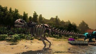 ARK: Công Viên Khủng Long - Tập 7 - Bắt Được Khủng Long Xương Giganotosaurus