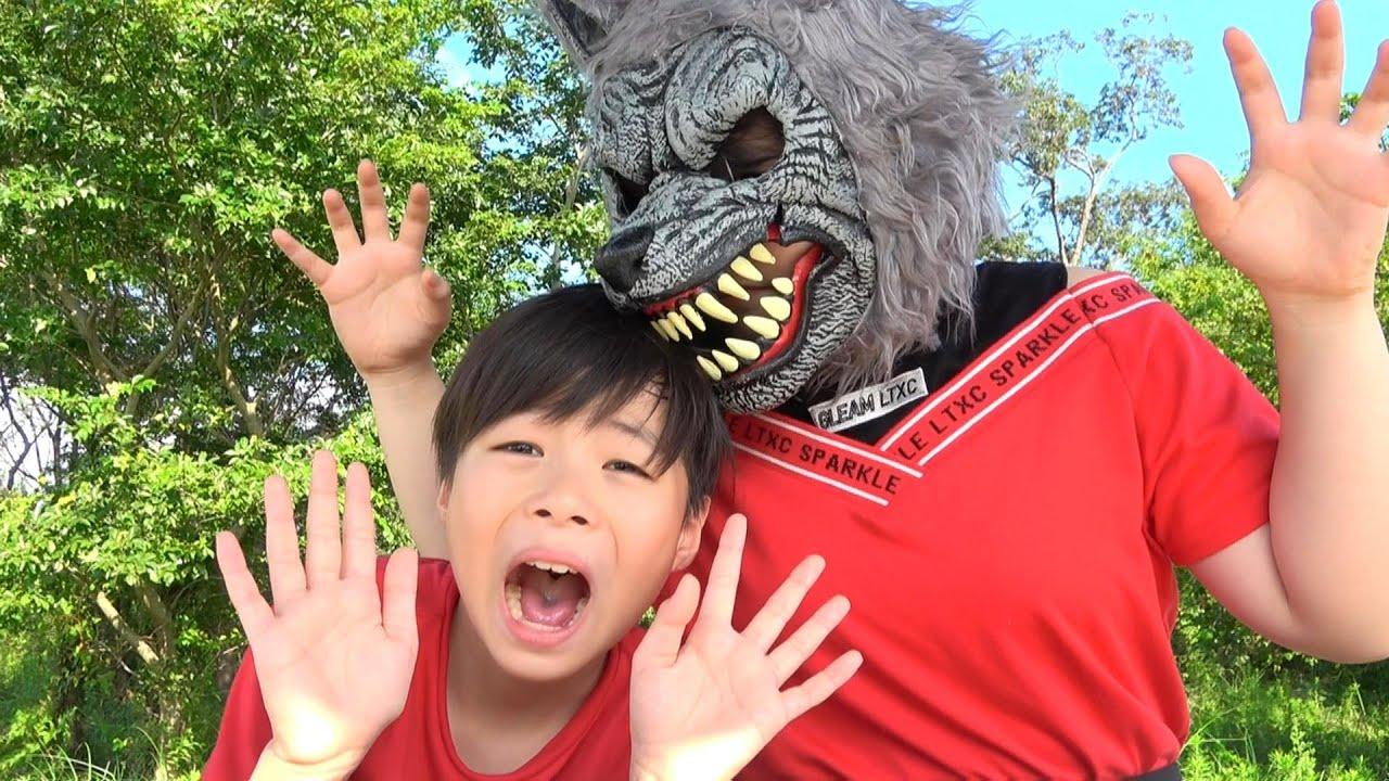 The Witch's joke??  We were enchanted!! Koya and Nemi part3