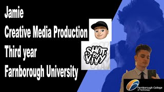 It depends really... | Creative Media Production | Farnborough University