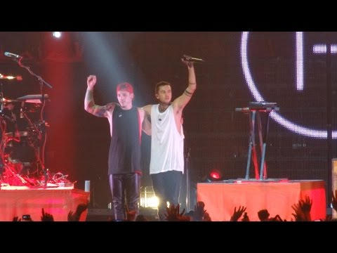twenty one pilots - Blurryface Tour Full Show @ The Schottenstein Center 9.18.15