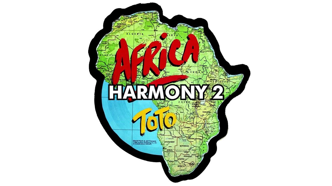 Chorus Harmonies: Africa - Toto
