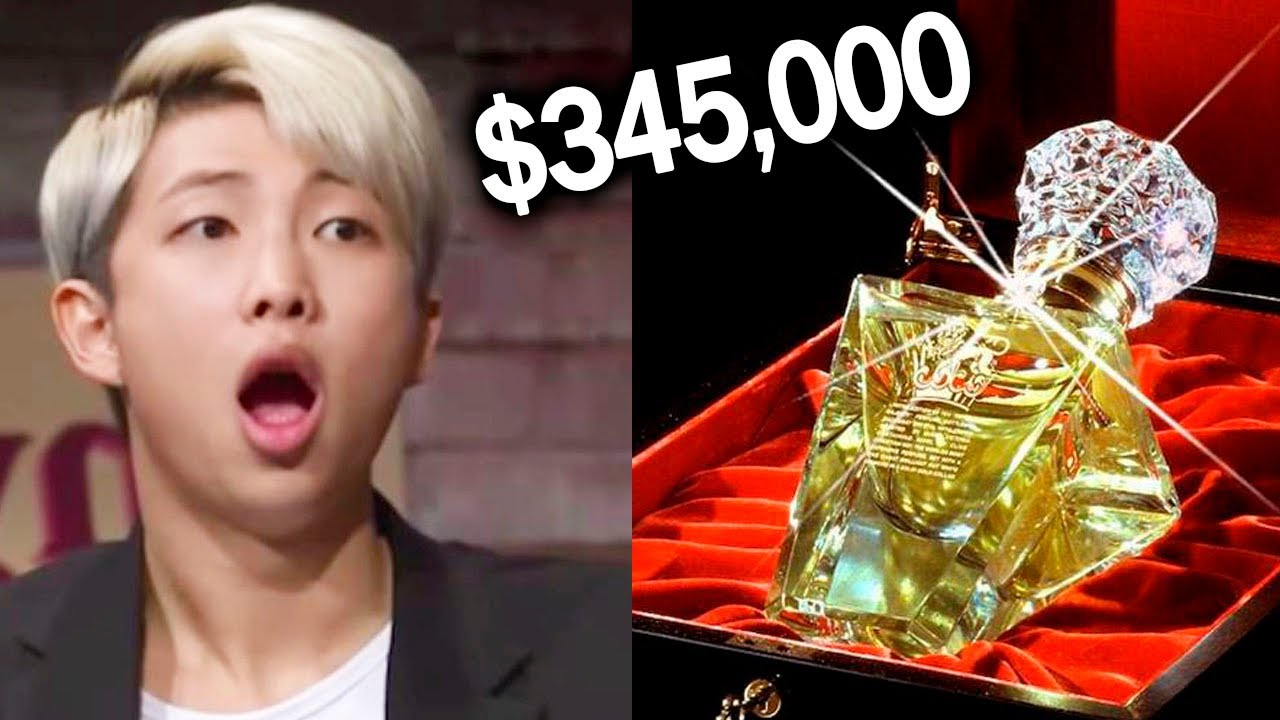 Most Expensive Gifts K Pop Idols Have Received From Fans Youtube