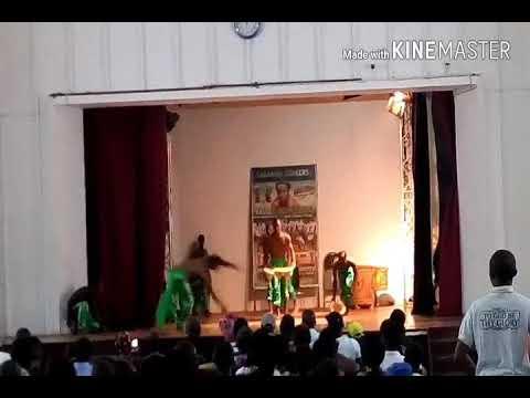 SIERRA LEONE UNTOUCHABLE DANCING GROUP Africa