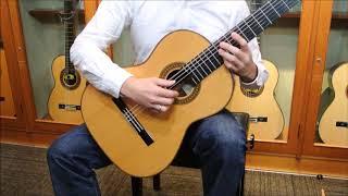 演奏曲: 序奏とカプリス by G. Regondi.