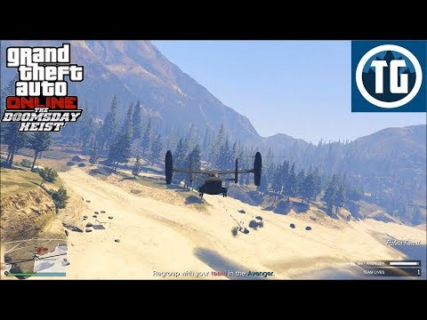 gta online doomsday heist act 2