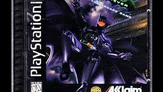 PS1 Game: Batman Forever The Arcade