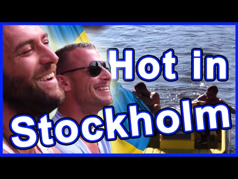 Gay Travel - Postcard from Stockholm
