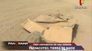 Ventanilla: sicariato y ejecuciones se apoderan de Pachacutec