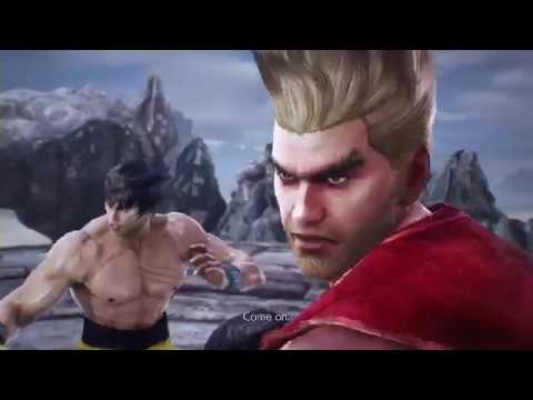 TEKKEN 7 - All Characters Episodes (Characters Endings)