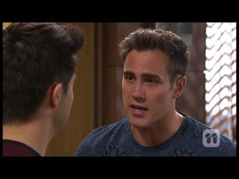 [Neighbours] 7757 David & Aaron Scene