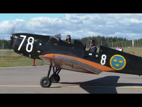 Nyköping Airshow 2016 Highlights