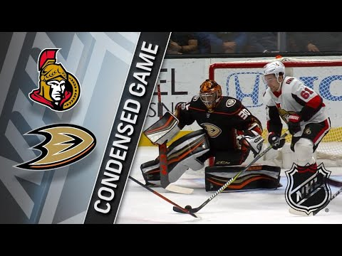 12/06/17 Condensed Game: Senators @ Ducks