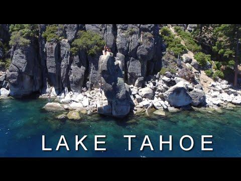 LAKE TAHOE IN THE SUMMER