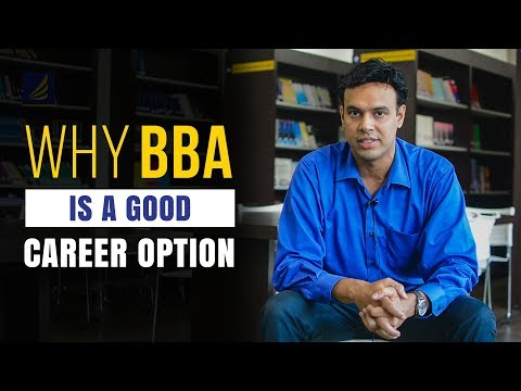 Why BBA is A Good Career Option after Class 12
