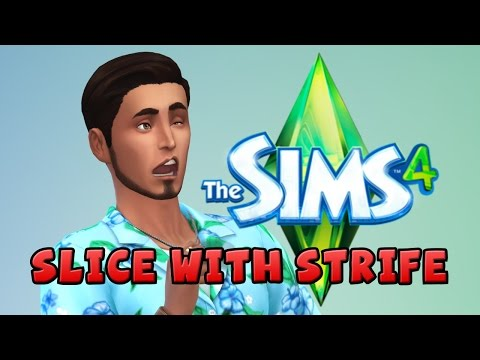 Sims 4 (2/2) - Slice With Strife