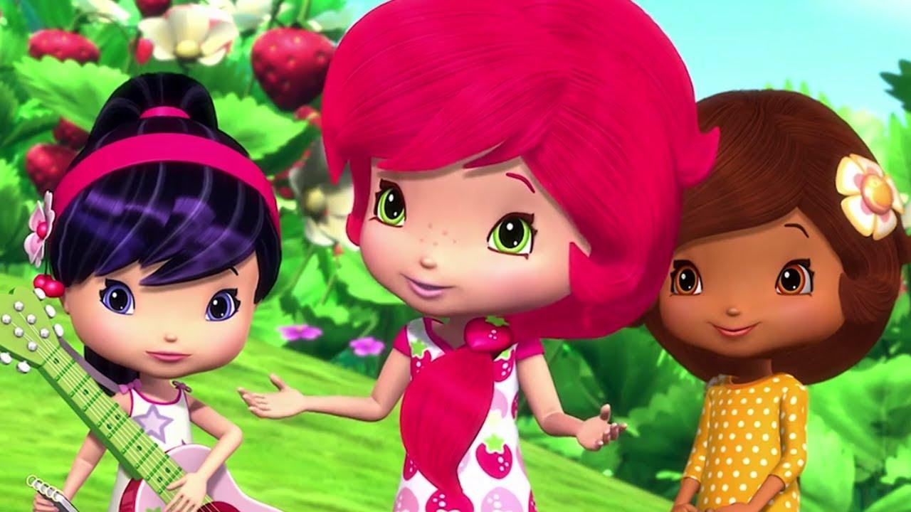 Strawberry Shortcake 🍓 Berrybest Treasure 🍓 Berry Bitty Adventures - YouTube