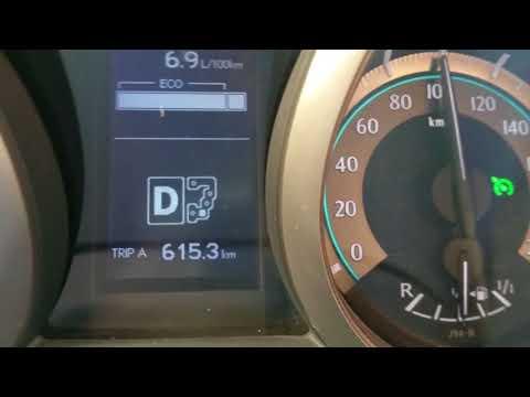 Реальный расход топлива на а/м ТОЙОТА ЛЕНД КРУИЗЕР ПРАДО 150 (часть 1)