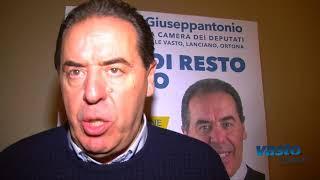 """Enrico Di Giuseppantonio: """"Ospedale e Tribunale di Vasto da tutelare"""""""