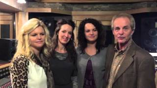 David Phelps and the Phelps Family record their new album at the Parlor Studio (615) 385-4466