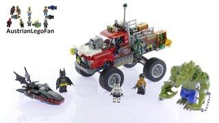 Lego Batman Movie 70907 Killer Croc™ Tail Gator - Lego Speed Build Review