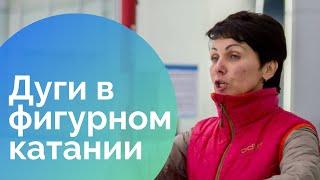 Как научиться кататься на коньках 10 Дуги вперед на внутреннем и наружнем ребрах(Сборы по фигурному катанию, информация на сайте http://xn----7sbbavaeo3acxcep0a.xn--p1ai/ ! Как научиться кататься на коньках..., 2014-03-21T16:31:51.000Z)