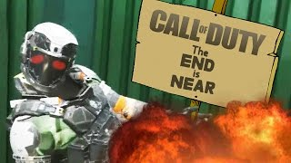 CALL OF DUTY IS DEAD - Call of Duty Infinite Warfare Gameplay