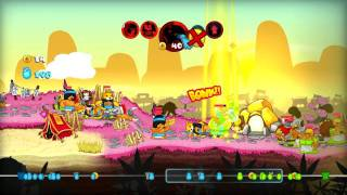 Swords and Soldiers HD PC Multiplayer Gameplay