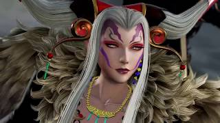 DISSIDIA FINAL FANTASY NT Ultimecia Adamant Gameplay 1