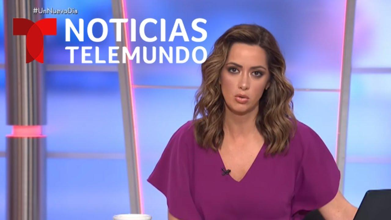 Las Noticias De La Mañana Viernes 2 De Agosto De 2019